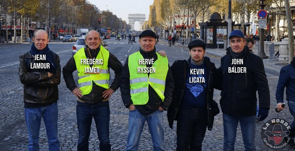 La Horde - Samizdat.net Hervé Lalin, dit Ryssen, un ancien militant du FN, responsable du groupuscule nationaliste-révolutionnaire Unité Radicale en Ile-de-France au début des ...