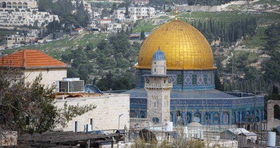 Israël: le Waqf s'empare de la Porte de la Miséricorde à Jérusalem