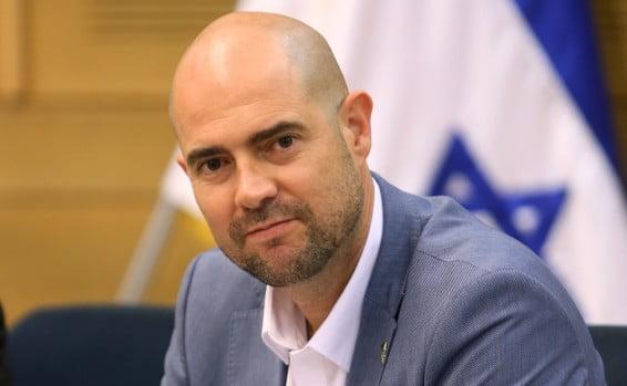 Le député Amir Ohana