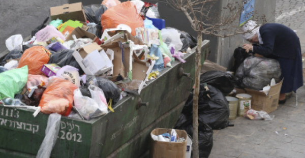 Le tsunami de la pauvreté en Israël