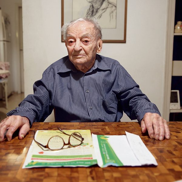 Israël : un homme âgé de 102 ans reçoit une convocation pour s'inscrire à la maternelle