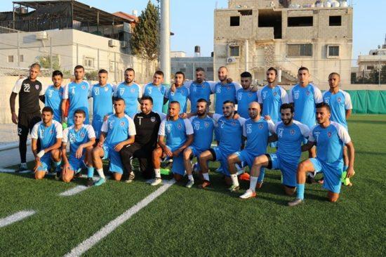 Le club Shimshon Kfar Qasem