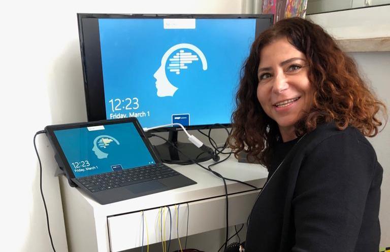 Neuro feedback Tel-Aviv israel 053 708 68 36