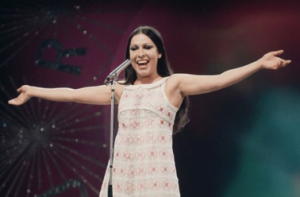 Eurovision 1968 Massiel (Espagne) Getty Images