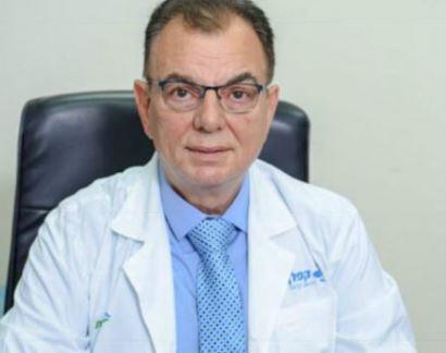 Le professeur Hagai Zion, président de l'Association des médecins israéliens