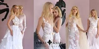 Robes de mariée de la couturière israélienne Efrat Kalig