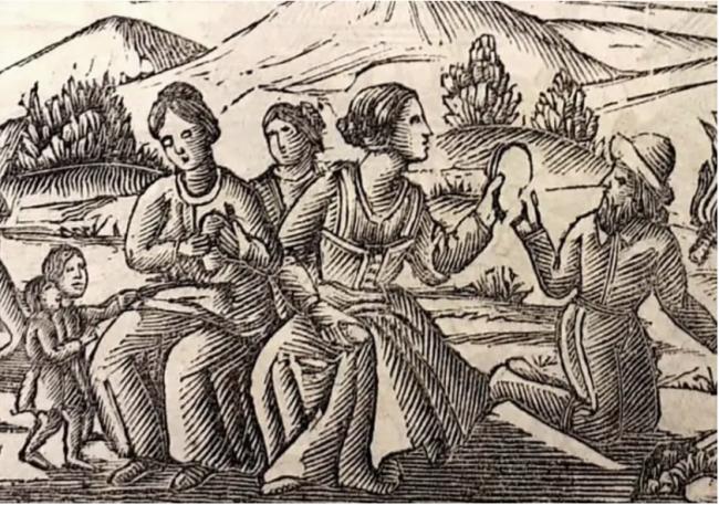 Le sauvetage clandestin de femmes juives au 19e siècle en Italie