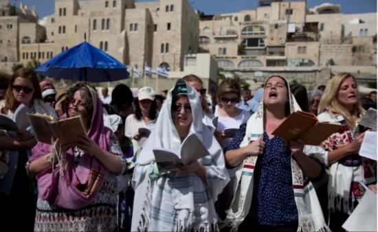 Les femmes du mur vont célébrer les 30 ans de leur institution