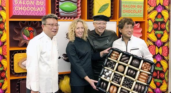 Une fabricante israélienne de chocolats aux goûts atypiques veut réussir au Japon
