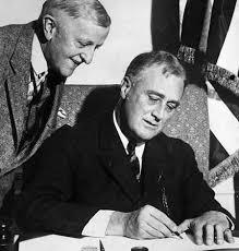 Franklin Delano Roosevelt (1882 - 1945) -