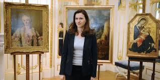 Restitution par le musée du Louvre d'oeuvres d'art volées par les nazi