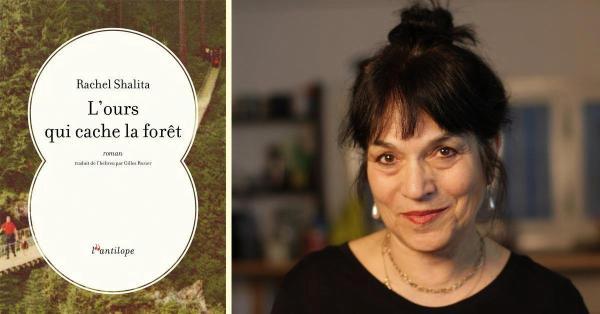 Rachel Shalita l'ours qui cache la forêt