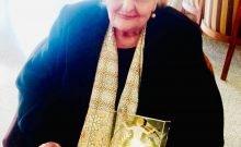 La reine de la cuisine juive de Tunisie a reçu un émouvant hommage officiel