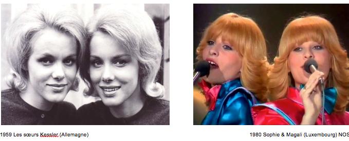 Pionnières de l'Eurovision 1959
