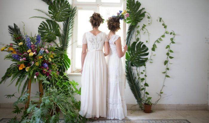 Deux israéliennes révolutionnent l'industrie trop lucrative des robes de mariée