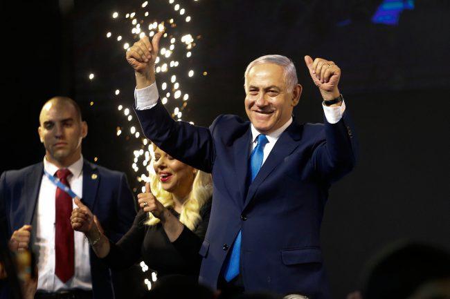 Israël: une victoire incroyable pour Benjamin Netanyahu