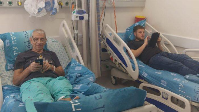 Un hôpital israélien réalise la toute première greffe de veine prélevée sur un donneur vivant