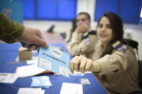 voici les questions que les Israéliens avaient à l'esprit en votant