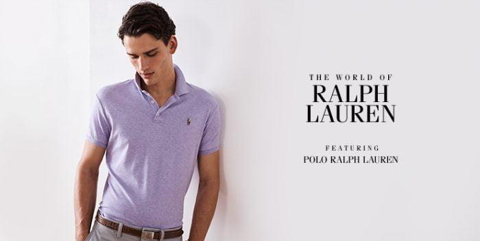 Ralph Lauren sans TVA? Woooow