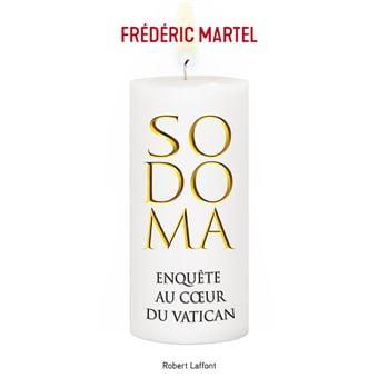 SODOMA de Frédéric Martel