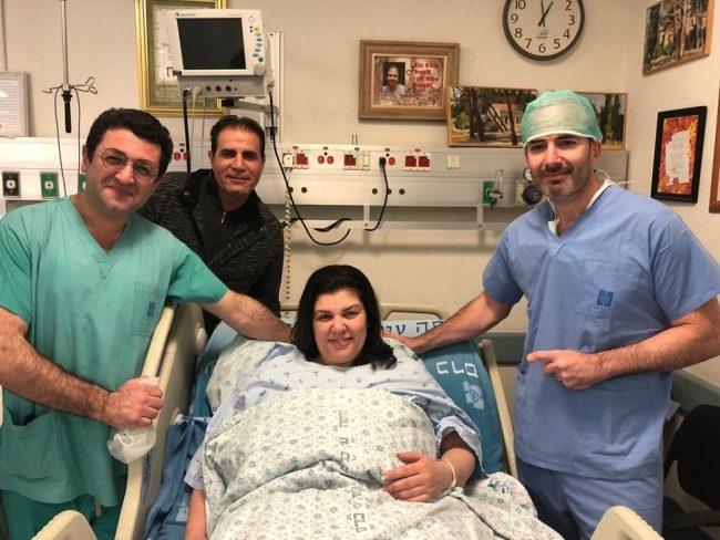 Une Israélienne sauvée d'un anévrisme cérébral grâce à son rire