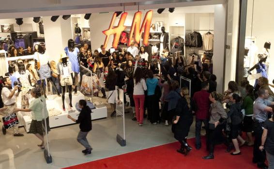 Israël : H&M ouvre cet été sa première boutique à Eilat sans TVA