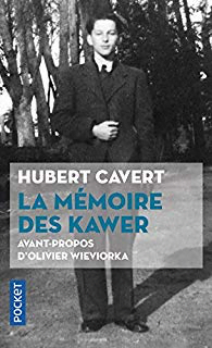 Hubert Cavert, jeune juif caché