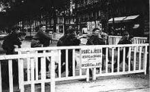 l'accueil indigne en France des 7500 Juifs expulsés d'Allemagne