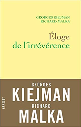 de Georges Kiejman et Richard Malka