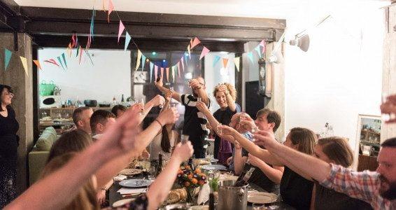 Israël: accueil du Shabbat pour le Concours Eurovision de la chanson à Tel Aviv