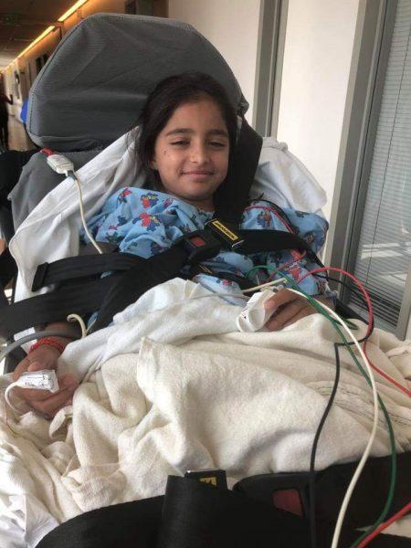 La jeune Noya Dahan originaire d'Israël a également été blessée dans la fusillade