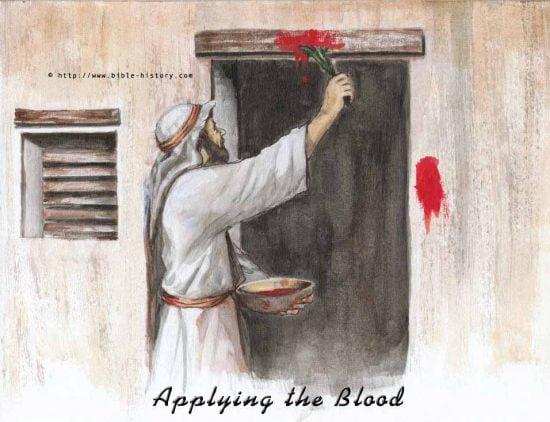 """""""Je reconnaîtrai ce sang et je vous épargnerai..."""""""