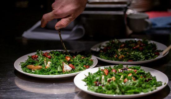Chez L28, la cuisine change tous les six mois avec le chef cuisinier. Photo: courtoisie