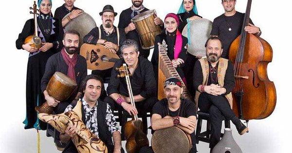 Groupe de musique iranien concert annulé par le grouvernement iranien