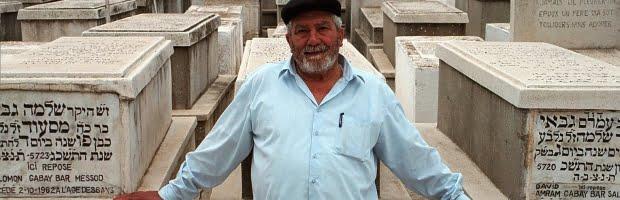 Les tombes juives protégées par des musulmans marocains
