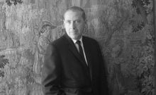 Herman Wouk en 1975 (Alex Gotfryd / CORBIS /