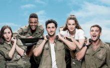 """Une image promotionnelle pour """"68 Whisky"""", basée sur un spectacle israélien. (Réseau Paramount)"""