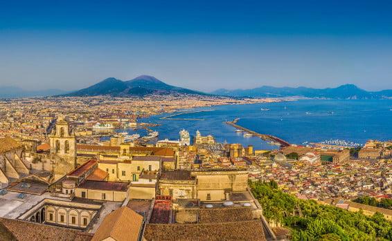 Israël: Mamma mia! Des vols à destination de Naples pour 121$