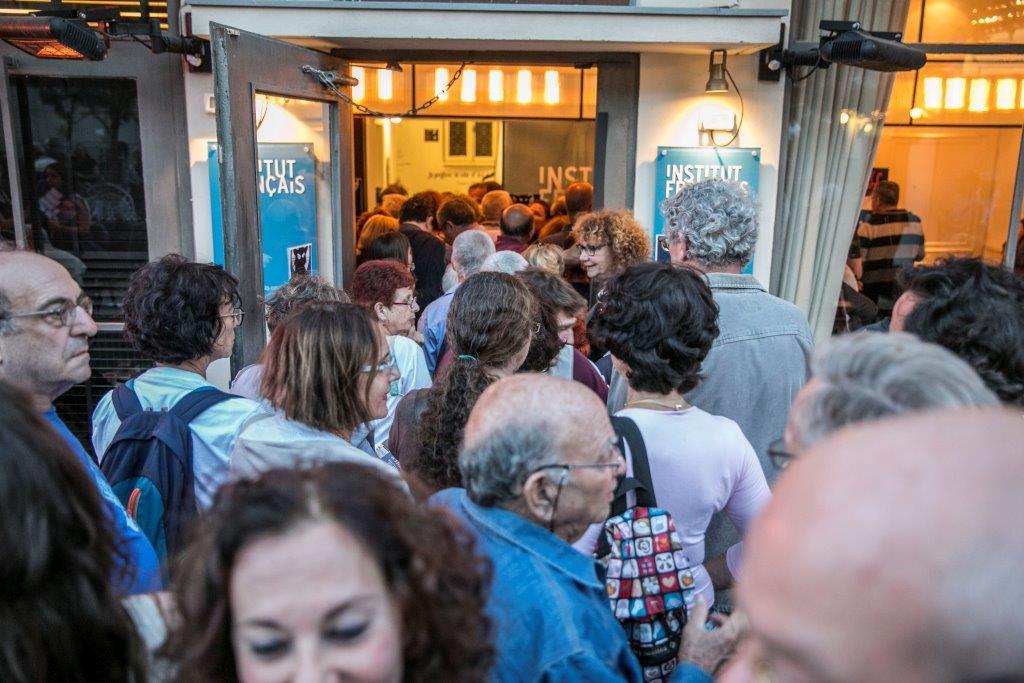 La Nuit de la Philosophie à l'institut français de  Tel-Aviv