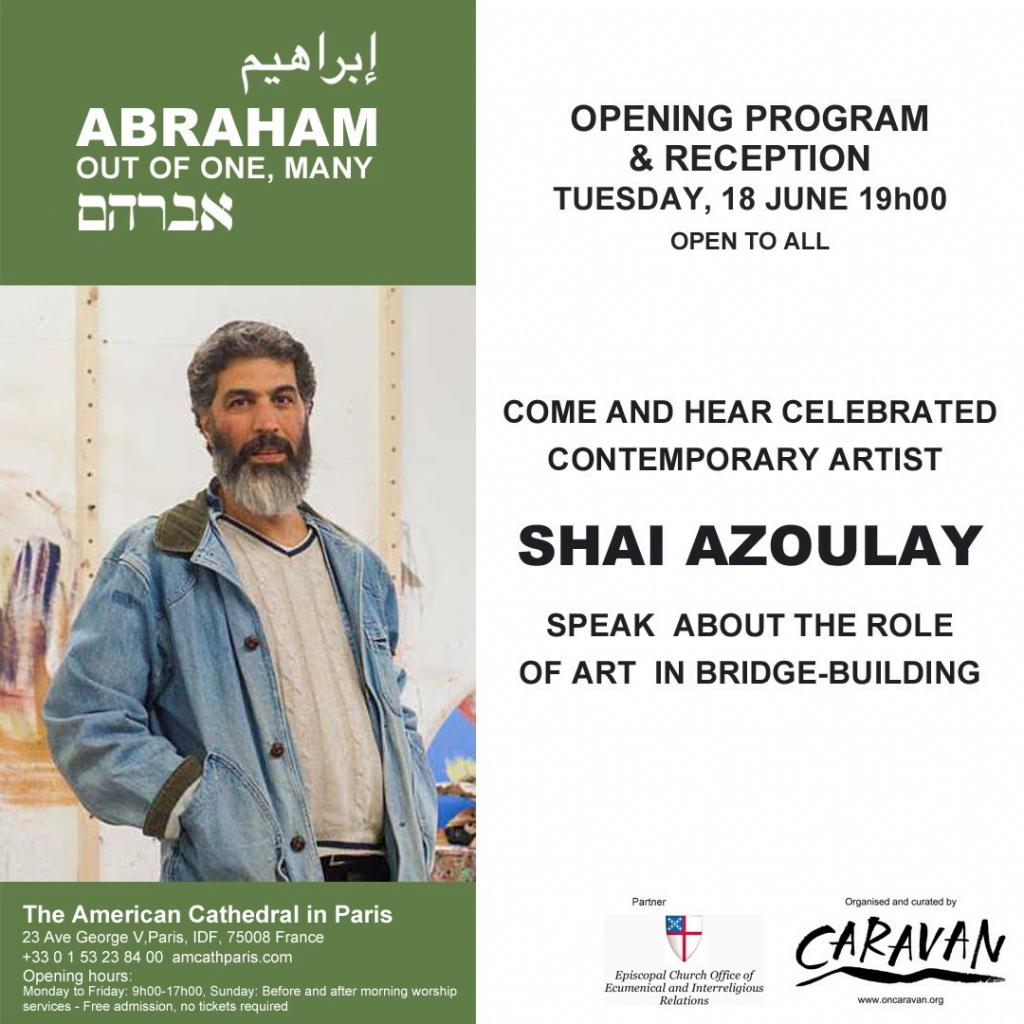 Shay Azoulay la leçon d'Avraham