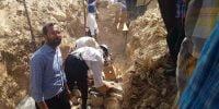Israël: d'anciens ossements juifs enterrés après avoir été profanés par des Arabes
