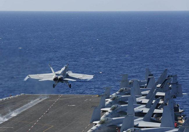 Les forces américaines se dirigent vers le Moyen-Orient en guise d'avertissement à l'Iran