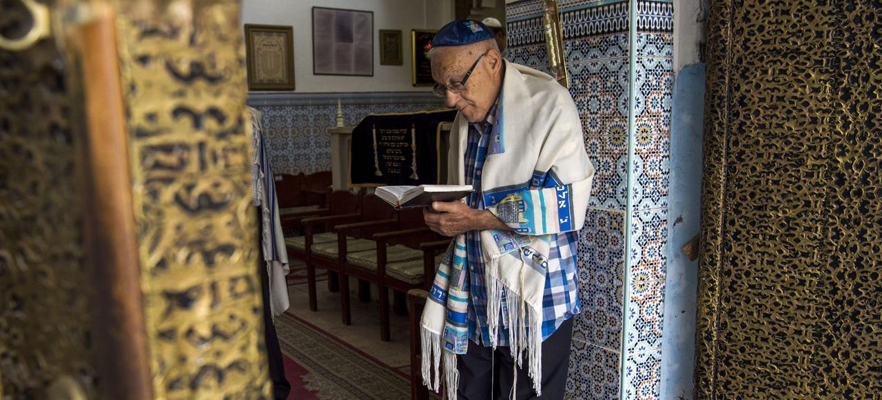 Au Maroc, les protecteurs musulmans du patrimoine juif