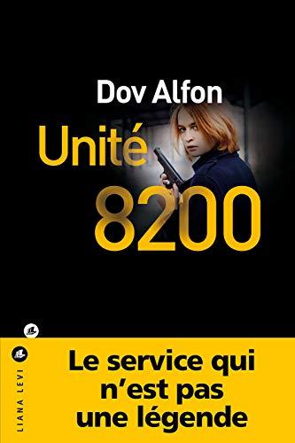 Dov Alfon Unité 8200 livre juif