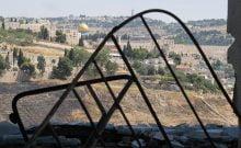 Israël : un grand studio de télévision chrétien détruit par un incendie criminel