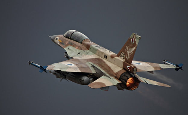 Israël: l'armée de l'air a fermé l'espace aérien lors des demi finales de l'Eurovision
