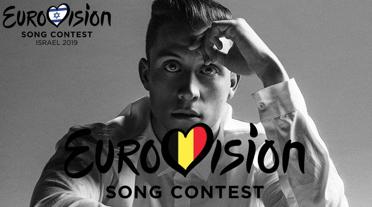Eliot représente la Belgique à l'Eurovision 2019