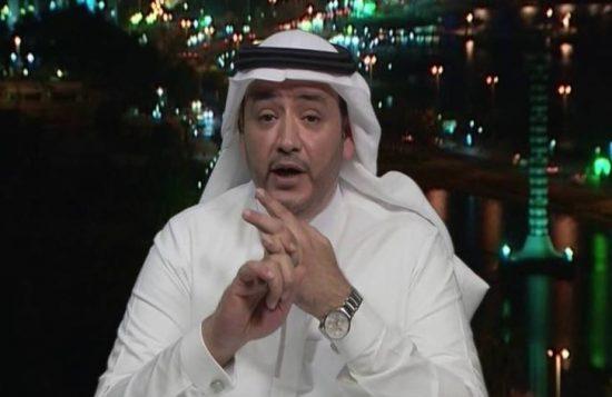 L'écrivain saoudien Abd Al-Hamid Al-Hakim