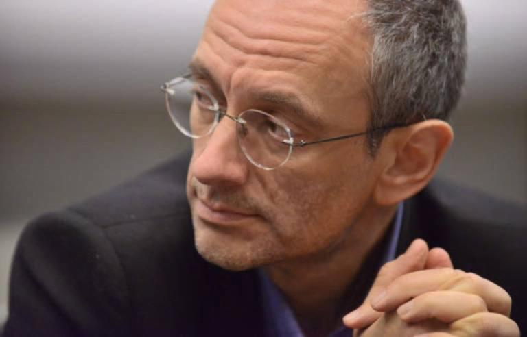 Frédéric Encel est docteur en géopolitique. — LICHTFELD EREZ/SIPA