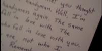 J'ai répondu à une lettre d'amour retrouvée vingt ans plus tard